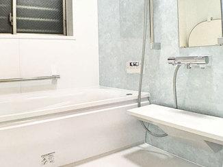 バスルームリフォーム 予算を抑えて明るい浴室へリフォーム