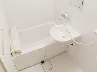 バスルームリフォーム 限られた期間で賃貸物件の水廻りを一新