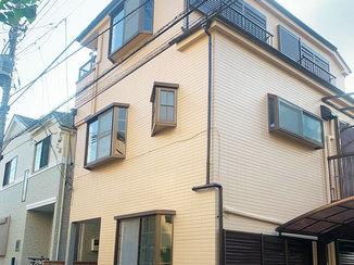 外壁・屋根リフォーム 中古戸建の外装&お風呂をリフォームして快適な住まいへ