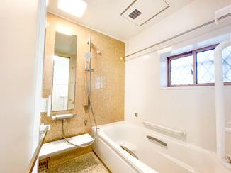 バスルームリフォーム 水廻りの位置を大幅に変更し、使い勝手がよくなった住まい