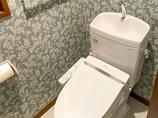 トイレリフォームキャンペーン価格でお得にリフォームしたオシャレなトイレ