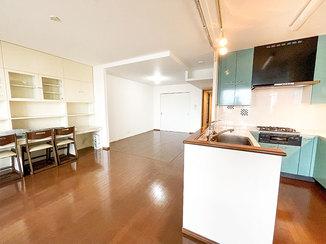 マンションリフォーム ひろびろ空間に生まれ変わり、収納も充実したマンション