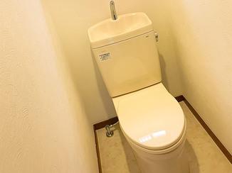 トイレリフォーム 今後の事を考えて取り替えた2つのトイレ